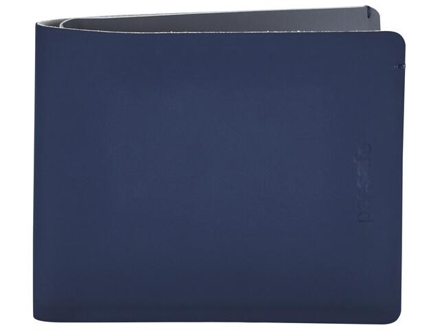 Pacsafe RFIDsafe TEC Bifold Plus Wallet Navy Blue